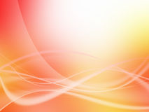 Abstract  wavy flowing energy Stock Photos