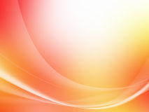 Abstract  wavy flowing energy Stock Images