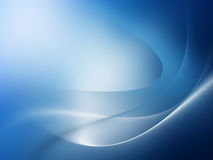 Abstract  wavy flowing energy Royalty Free Stock Images