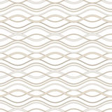 Abstract wavy lines Royalty Free Stock Photography