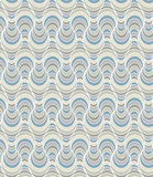 Wavy pattern Royalty Free Stock Images