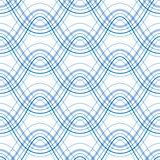 Abstract wavy pattern Royalty Free Stock Photo