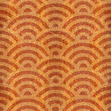 Abstract wavy pattern - seamless background - Carpathian Elm Royalty Free Stock Photography