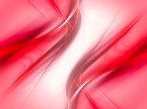 Abstract wavy pink background stock images