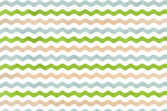 Abstract wavy striped background. Stock Photos