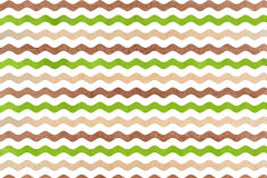 Abstract wavy striped background. Royalty Free Stock Photos