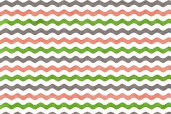Abstract wavy striped background. Stock Photo