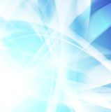 Abstract wavy vector background Stock Images