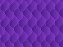 Abstract wavy violet elegant seamless pattern royalty free illustration