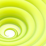 Abstract wavy vortex twirl background Royalty Free Stock Images