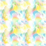 Abstract wawes seamless pattern. Colored abstract wawes. Seamless pattern. Vector illustration Royalty Free Stock Photography