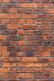 Abstract weathered stained background of brick wall texture, gru. Ngy rusty architecture wallpaper royalty free stock images