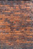Abstract weathered stained background of brick wall texture, gru. Ngy rusty architecture wallpaper stock photo