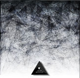 Abstract web bacground. Triangles background Stock Image