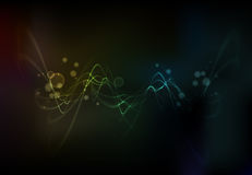 Abstract web banner Royalty Free Stock Photo