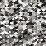 Abstract web black and white vector background Stock Image