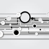 Abstract web design Stock Photo