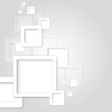 Abstract web design. Royalty Free Stock Photography