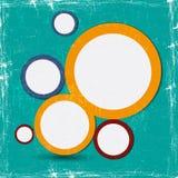Abstract web design bubble Stock Photos