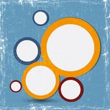 Abstract web design bubble. S for your business Stock Photo