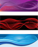 Abstract web header Stock Photos