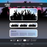 Abstract web site design template  Stock Photos