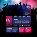 Abstract Web Site Design Template Vector Stock Images