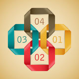 Abstract web template. Stock Photography