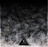 Abstract web Triangles background  Stock Photo