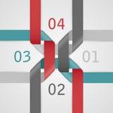 Abstract Webmalplaatje. Vector Illustratie