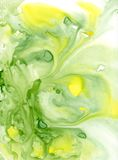 Abstract Wet Watercolor Background Royalty Free Stock Images