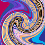 Abstract whirly background stock photography