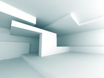 Abstract White Architecture Construction Background Stock Images