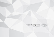 Abstract white background. Easy to edit vector Stock Photography