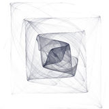 Abstract white background Royalty Free Stock Photos