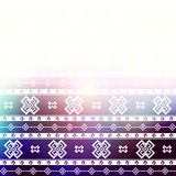 Abstract white Background. Abstract Background. Blurred Image and geometric elements stock illustration