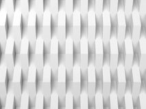 Abstract white background, 3 d relief Royalty Free Stock Images