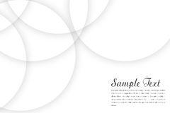 Abstract white background Stock Photos