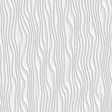 Abstract white background with smooth folds Royalty Free Stock Photography