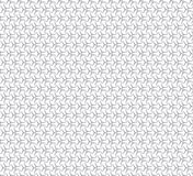 Abstract white background. vector seamless pattern. Geometric shapes Royalty Free Stock Photography
