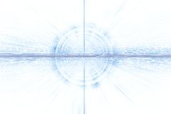 Abstract White and Blue Textured Background Royalty Free Stock Photos