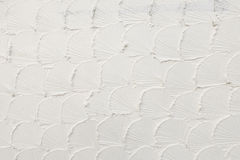Abstract of white cement wall texture Royalty Free Stock Photography
