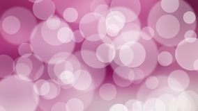 Free Abstract White Circle Bokeh On The Purple Backdrop. Circles Bokeh Effect Backgrounds. Geometric Texture Royalty Free Stock Photography - 144248107
