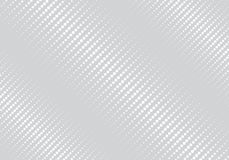 Abstract white color geometric stripes oblique halftone texture gray background royalty free illustration