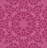 Abstract concentric pattern background. Abstract white concentric pattern on crimson background Royalty Free Stock Photo