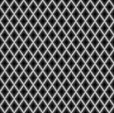 Abstract white diagonal glow lines on black background background Royalty Free Stock Photography