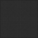 Abstract white dots on black background. Vector illustration stock illustration