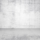 Abstract white empty interior Stock Images