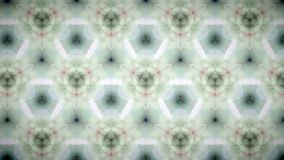 Abstract white flower pattern background Stock Photography