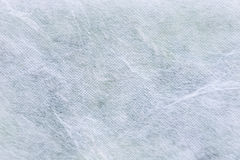 Abstract white gauze background Stock Photography